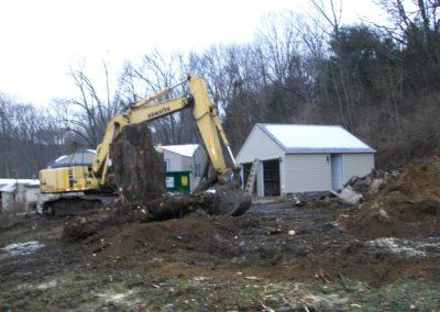 kintner demolition and build