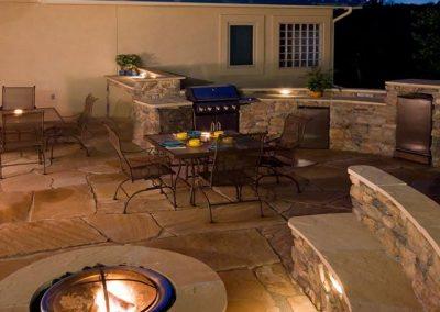 Gilroy-Firepit back patio