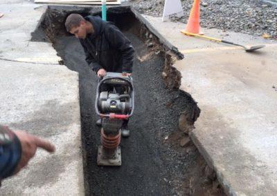 Website excavation 4